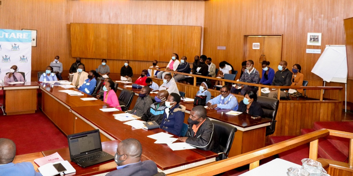 MSUAS Partners City of Mutare in Training Employees