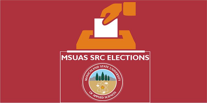 STUDENT REPRESENTATIVE COUNCIL (SRC) ELECTIONS NOTICE