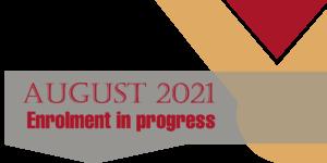 August 2021 Undergraduate Admissions<br><br>
